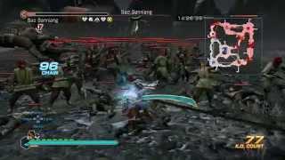 [Dynasty Warriors 8 Empires] Raid Scenario - Elusive Knave