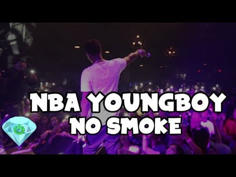 NBA Youngboy - No Smoke - Live Performance (shot by @poweredondiamonds)