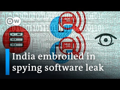 Pegasus spyware: Up to 40 journalists targeted | DW News