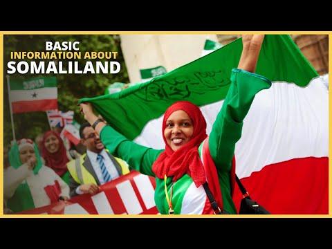 Somaliland Travel / Tourism