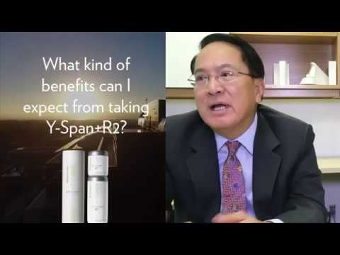 AgeLOC Y-SPAN Live By Dr. Joe Chang