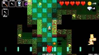 Crypt of The Necrodancer Gameplay ITA, Odio le Foreste! (parte 6)