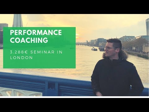 Mein 3.288 EUR Performance Coaching Seminar – Mehr Trading Erfolg? (Business Trip nach London)