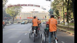 Cyclo your way through Ho Chi Minh City