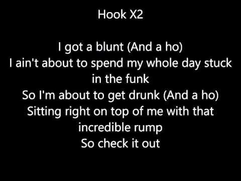 Blunt and a Ho Lyrics