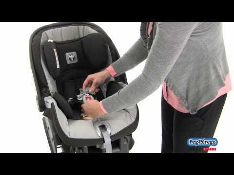 2011 Car Seat - Peg Perego Primo Viaggio SIP 30/30 - Official Video