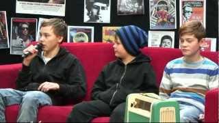 Team Karl Eirik, Erlend & John Daniel Intervju