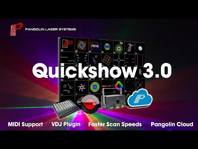 Pangolin QuickShow 3.0 - New Feature Overview