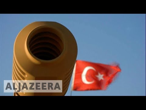 Turkey to launch imminent Syria offensive against YPG