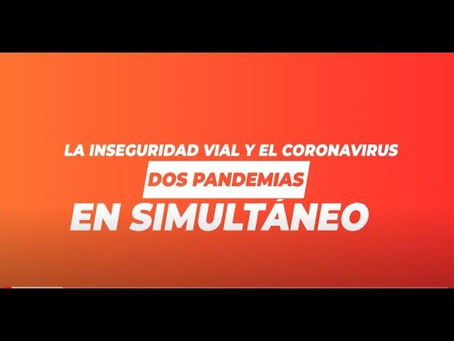 LA INSEGURIDAD VIAL Y EL CORONAVIRUS NOTI