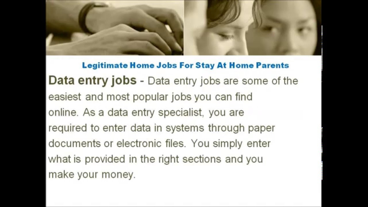 Amazing Online Data Entry Jobs Home Based Composition - Home ...