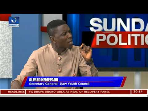 Development Of The Niger Delta Region Is What We Want - Ijaw Youth Council Pt.2 |Sunday Politics|