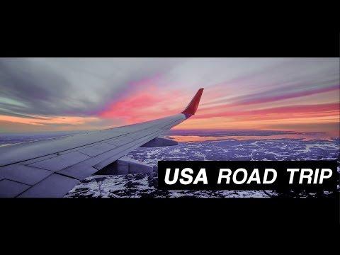 USA ROAD TRIP - New York, Las Vegas, San Francisco & Los Angeles - SUMMER