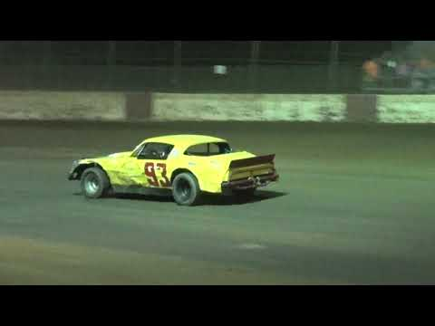 V8 Powder Puff race at County Line Raceway 9/14/19