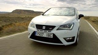 Seat Ibiza Cupra 2013 Videos