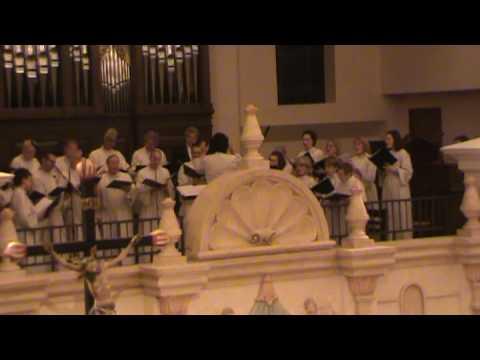 Visitation Choir: Three Days Gustav Holst and MD Ridge