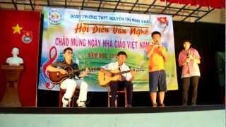 CHA - CHUNG KẾT VĂN NGHỆ MINH KHAI