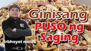 Download lagu Ginisang Puso ng Saging