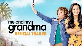 Download ME AND MY GRANDMA - Official Trailer | MyLifeAsEva Mp3 and Videos