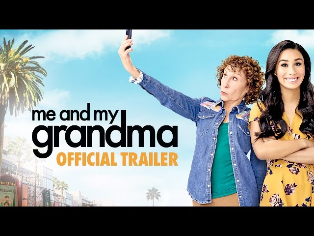 ME AND MY GRANDMA - Official Trailer   MyLifeAsEva