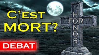   DEBATS   For Honor FR   LE JEU EST-IL MORT?