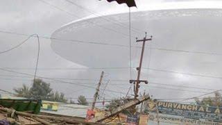 UFO spotted in Gorakhpur, Uttar Pradesh