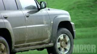 Тест-драйв Nissan Patrol: конец легенды?