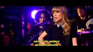 Taylor Swift - 22 (Live On The Seine) (Legendado) ᴴᴰ