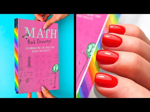 30 AWESOME SCHOOL HACKS YOU WISH YOU KNEW BEFORE