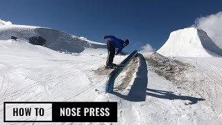 How To Nose Press With Magnus Granér