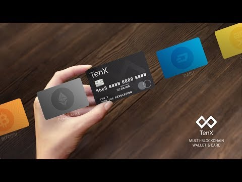 TenX (PAY) | Wallet Application Released for IOS! (iPhone, iPad, iPod Touch)