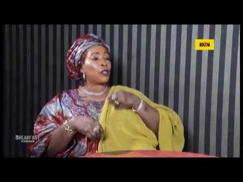 Download Breakfast with Her Excellency, Alhaja Titi Atiku-Abubakar