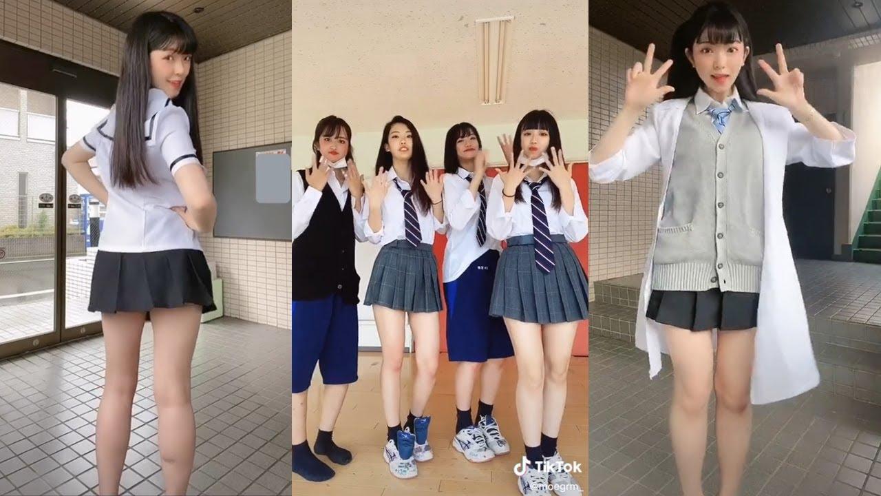 [TikTok Japan]❤️日本のティックトック学校❤️Tick Tock High School In Japan #46