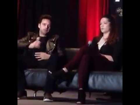 Sebastian Stan 2016 Wizard World Austin panel (full)