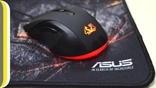 Asus Cerberus Gaming Mouse and Mouse Pad REVIEW by Ur IndianConsumer