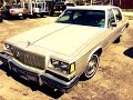 Classic Buick Park Avenue headliner replacement