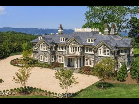 Magnificent 13 Million 18000 SQ FT 9 Bed 14 Bath Home On 290 Acres In New York USA