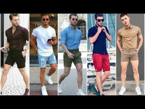men's-shorts-style-2020-|-latest-stylish-shorts-pant-outfits-|-men's-fashion-&-style-2020