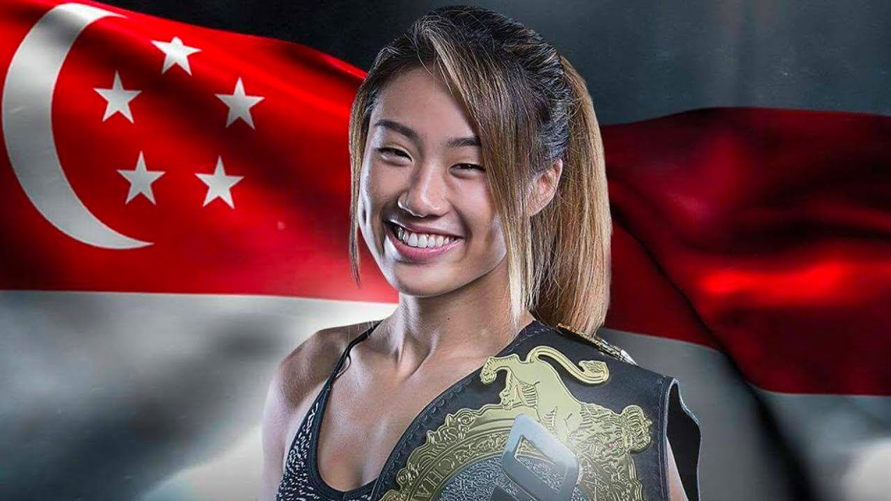 Angela Lee's Greatest Hits In ONE Championship