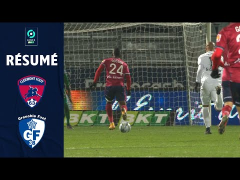 Clermont Grenoble Goals And Highlights