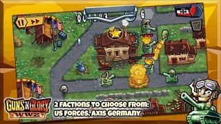 Guns'n'Glory WW2 Android Gameplay Video screenshot 3