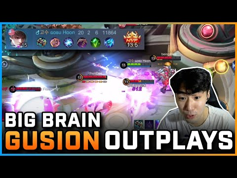 Top global Gusion back in 2019 is back? | MLBB