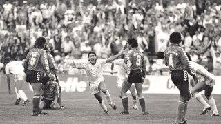 MNT vs. Costa Rica: Highlights - April 30, 1989