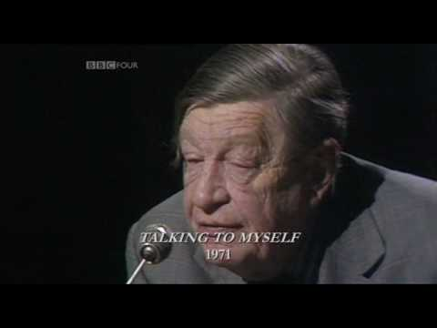 The Addictions of Sin: W. H. Auden in His Own Words (6/6)