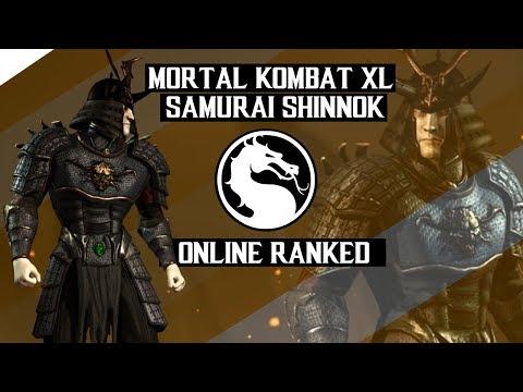 SAMURAI SHINNOK - Online Ranked - Mortal Kombat XL thumbnail