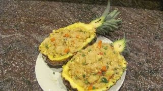 Thai Pineapple Fried Rice Fantastic And Easy