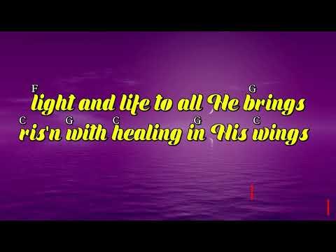 Lagu Rohani Natal Hark The Herald Angels Sing + Chord Gitar (Christmas Carol)