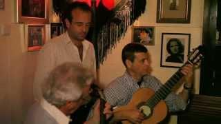 "Manuel Marçal, ""Fado Alexandrino, Eu lembro-me de ti"" - ""Mansarda"""
