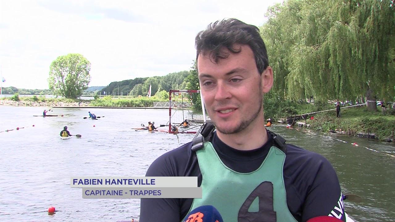 Yvelines | Découverte : le kayak-polo