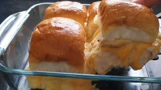 Easy Chicken Slider Recipe